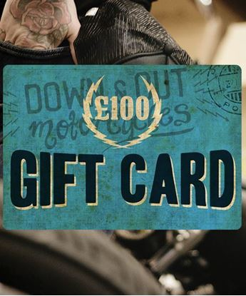 Picture of Down & Out £100 Gift Card