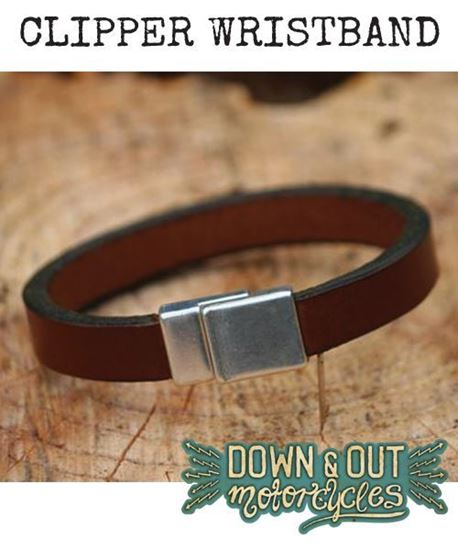 Picture of Down & Out Clipper Wristband