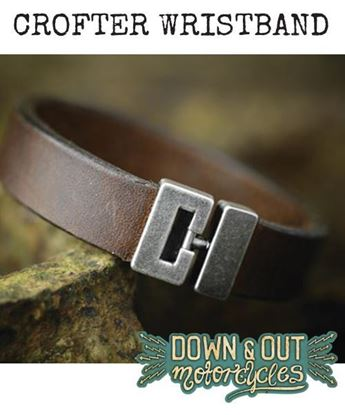 Picture of Down & Out Crofter Wristband