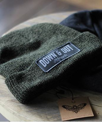 "Picture of Down & Out ""Beanie"""
