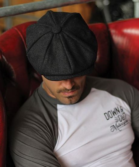 """Picture of Down & Out """"Blinders"""" Cap"""
